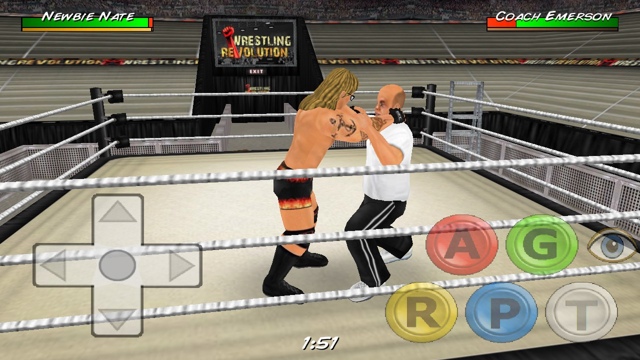 wwe game download for android free