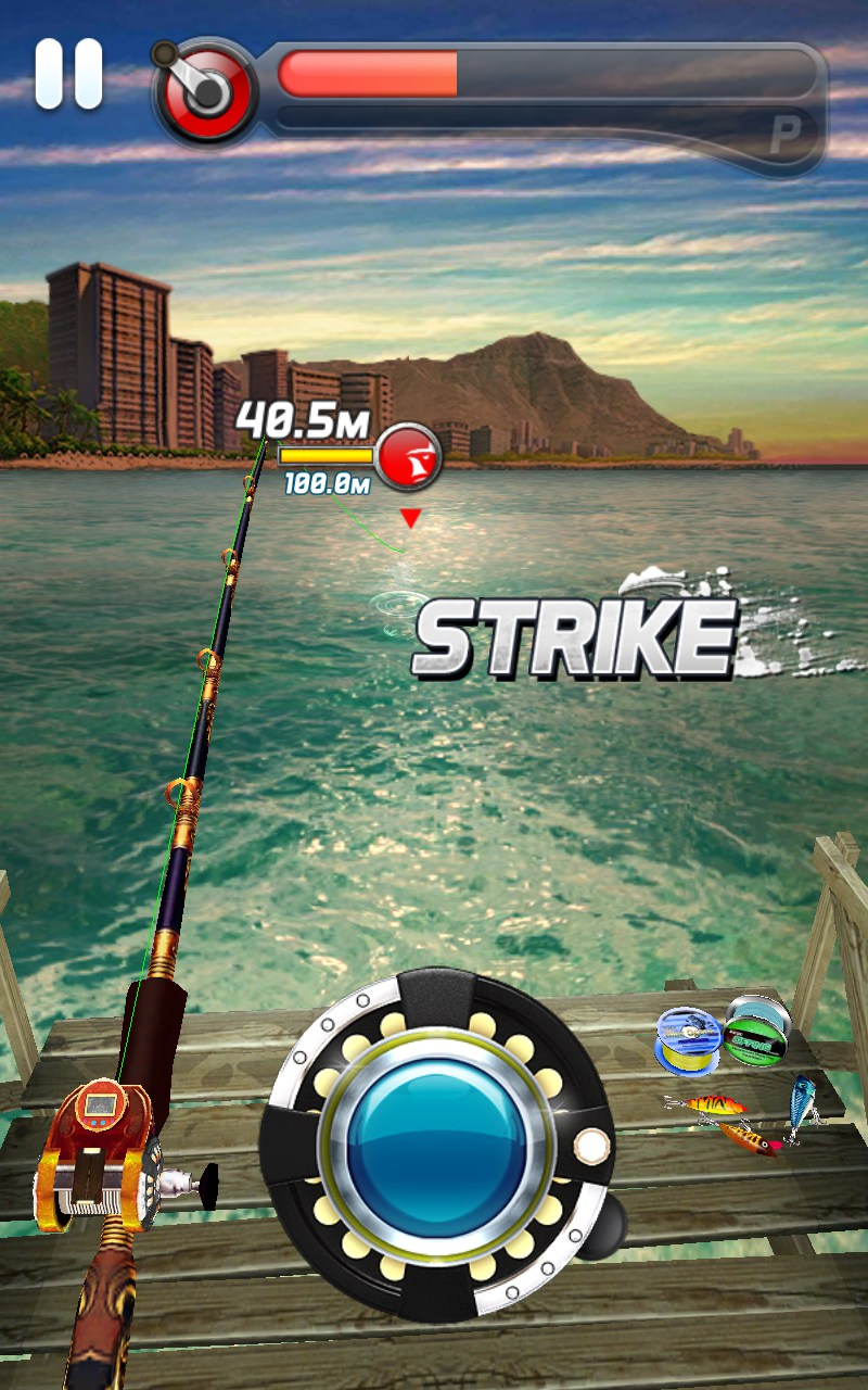 Games For 3 Year Olds: Ace Fishing: Wild Catch For Amazon Kindle Fire 2018