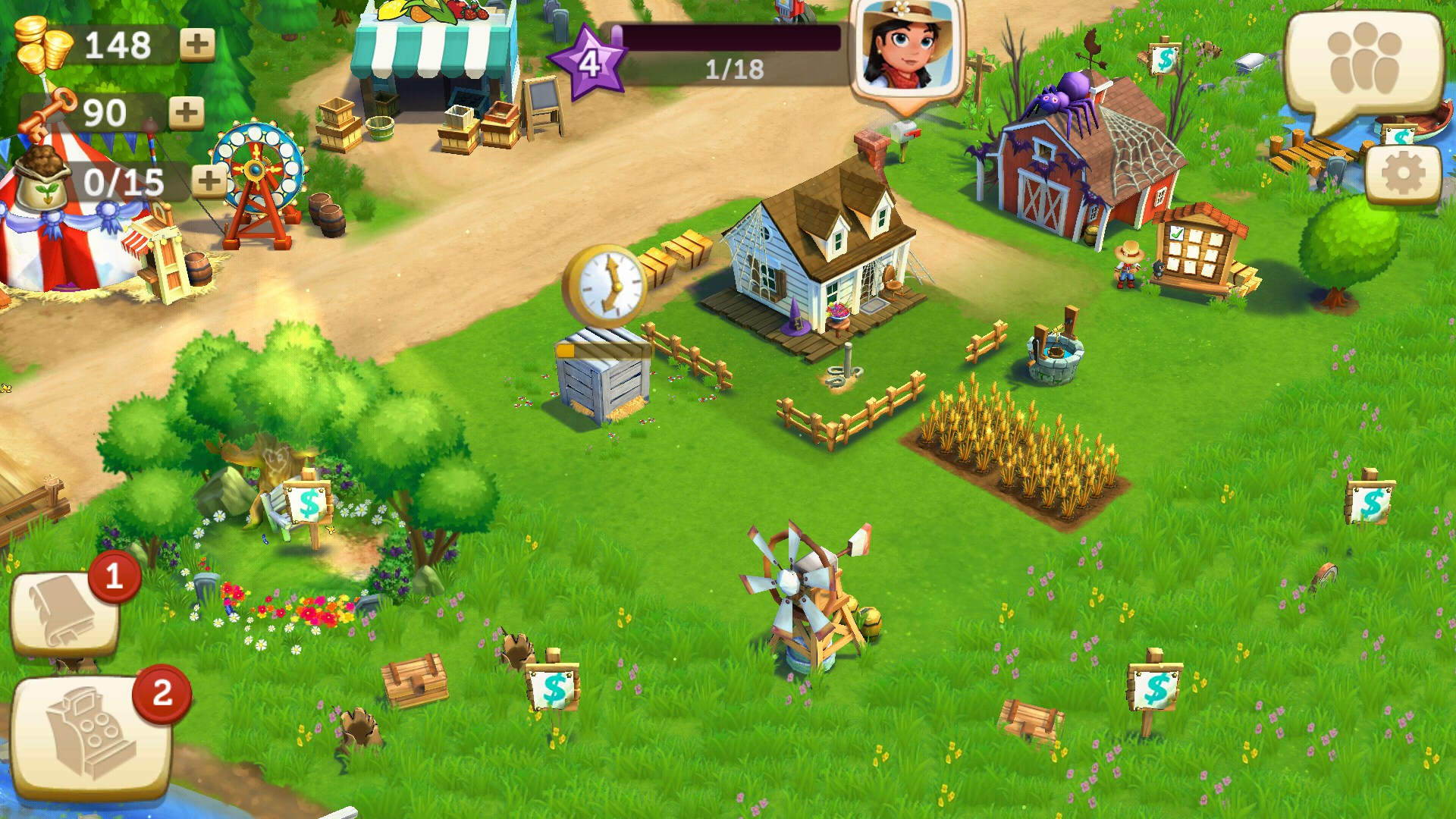 farmville 2 country escape per samsung galaxy tab 3 7 0 scaricare gratis giochi per android. Black Bedroom Furniture Sets. Home Design Ideas