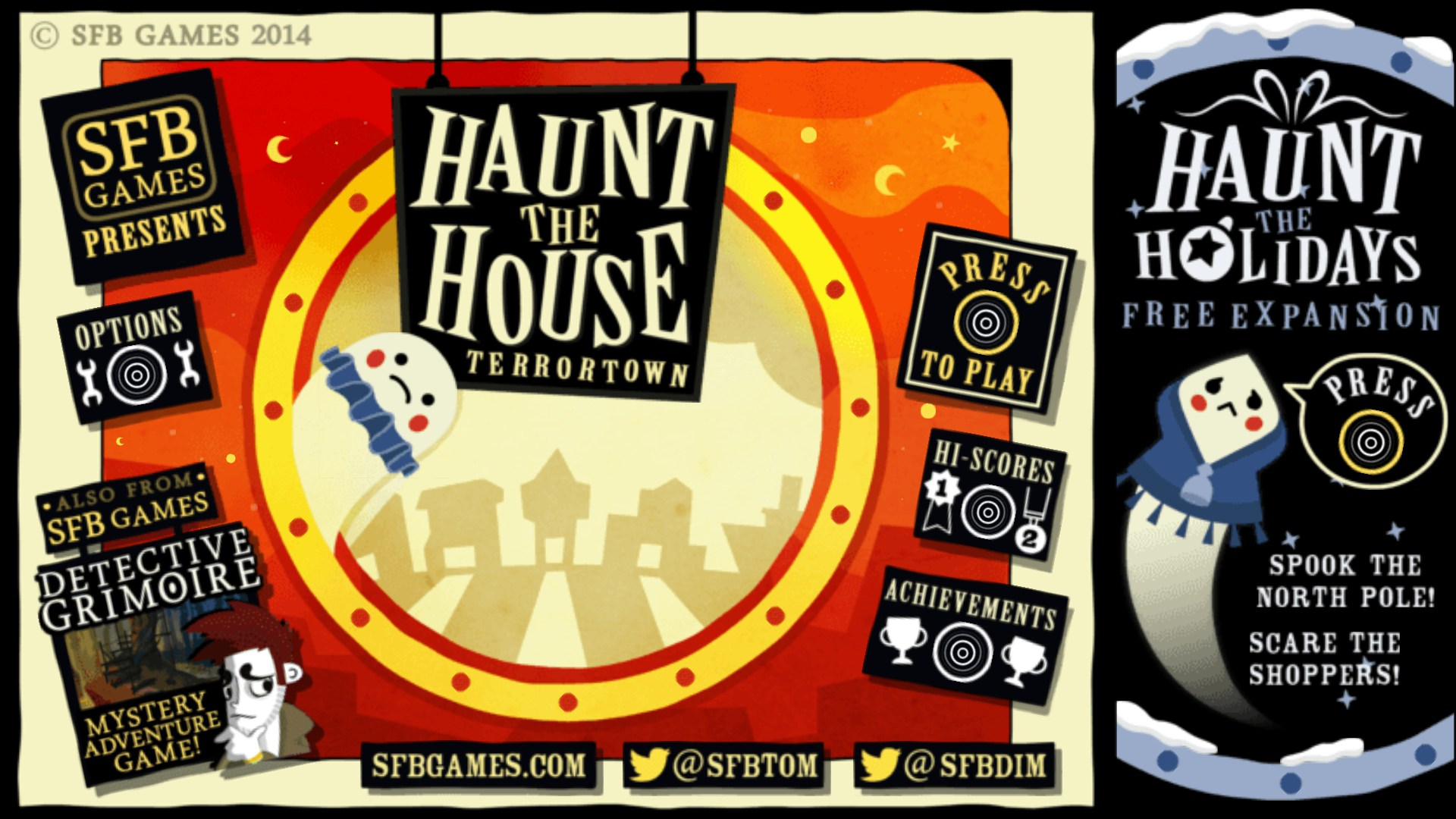 Haunt the House Terrortown Juegos para Android Haunt the House