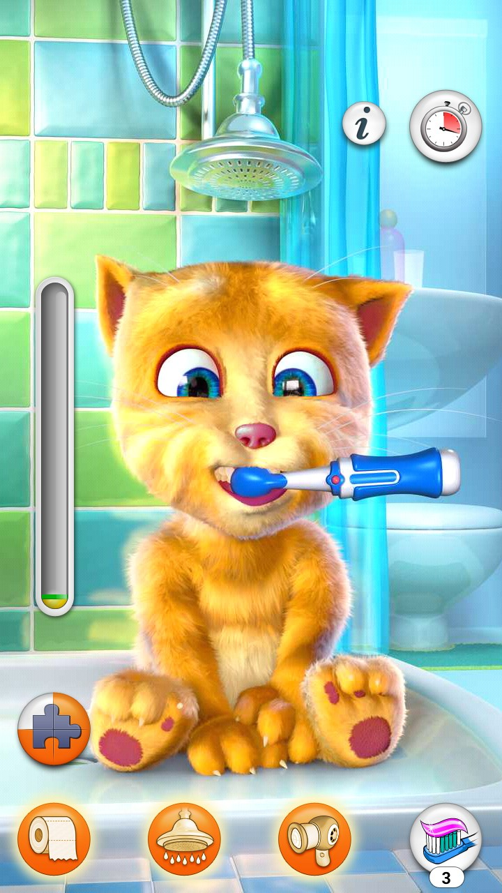 By Photo Congress || App Android Talking Tom Cat