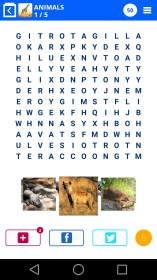Word Search Pics