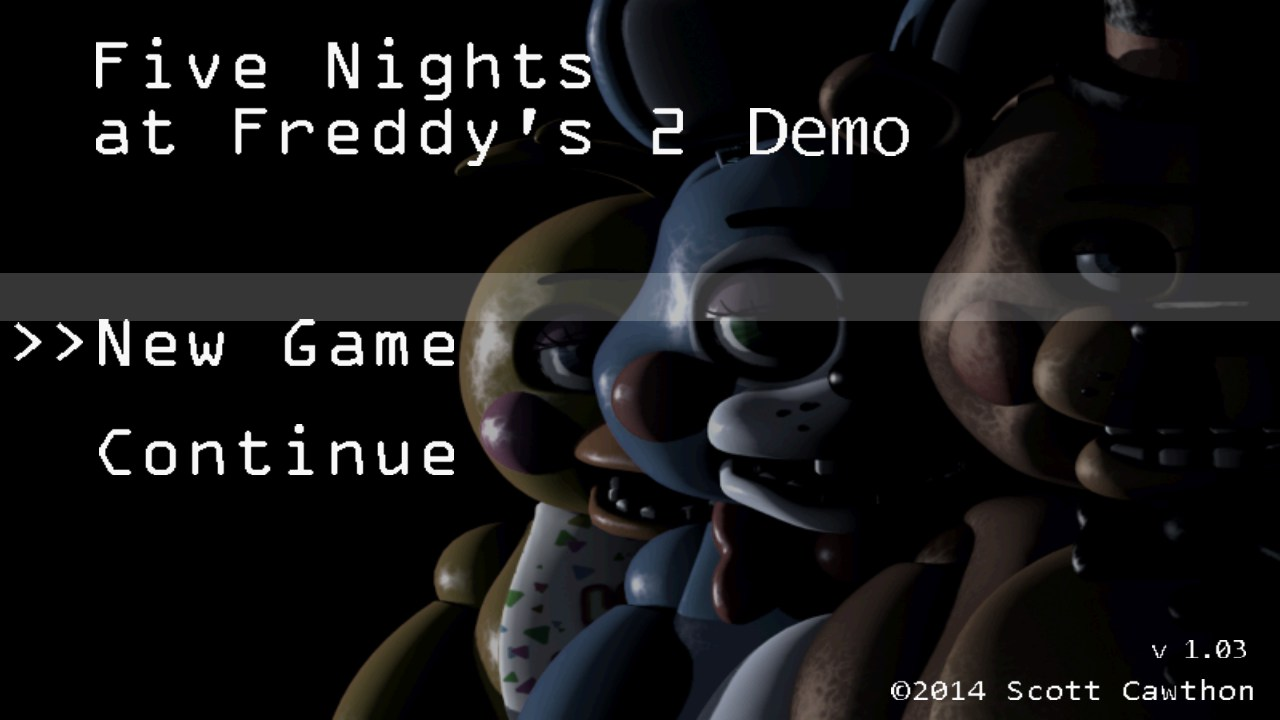 Five nights at freddy s 2 demo pictures to pin on pinterest
