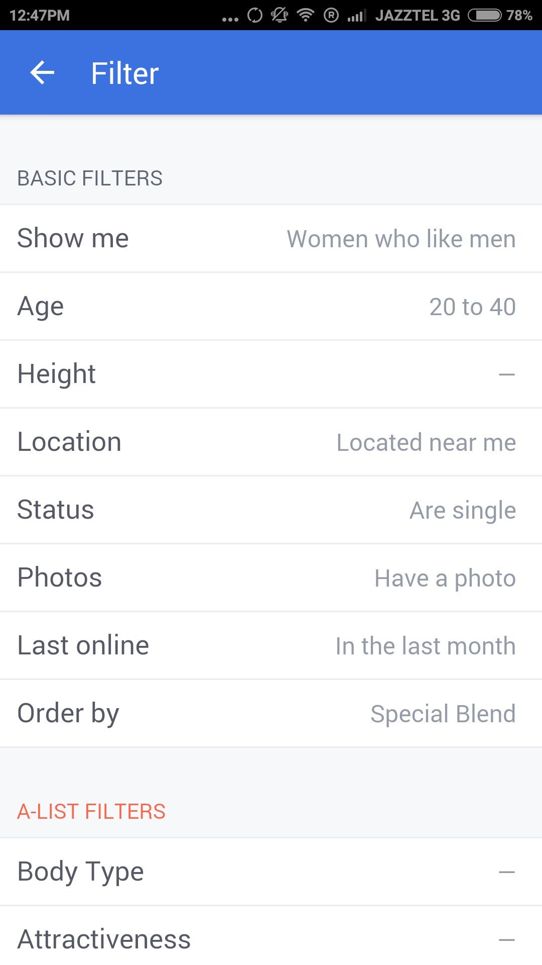 Okcupid dating persona list