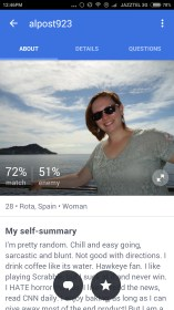 OkCupid Dating para Samsung S5670 Galaxy Fit