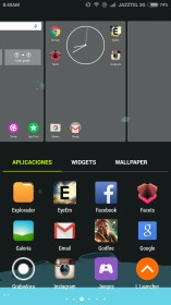 L Launcher - Lollipop Launcher para LG E510 Optimus Hub