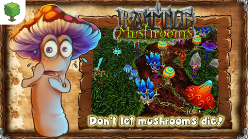 Battle Mushrooms