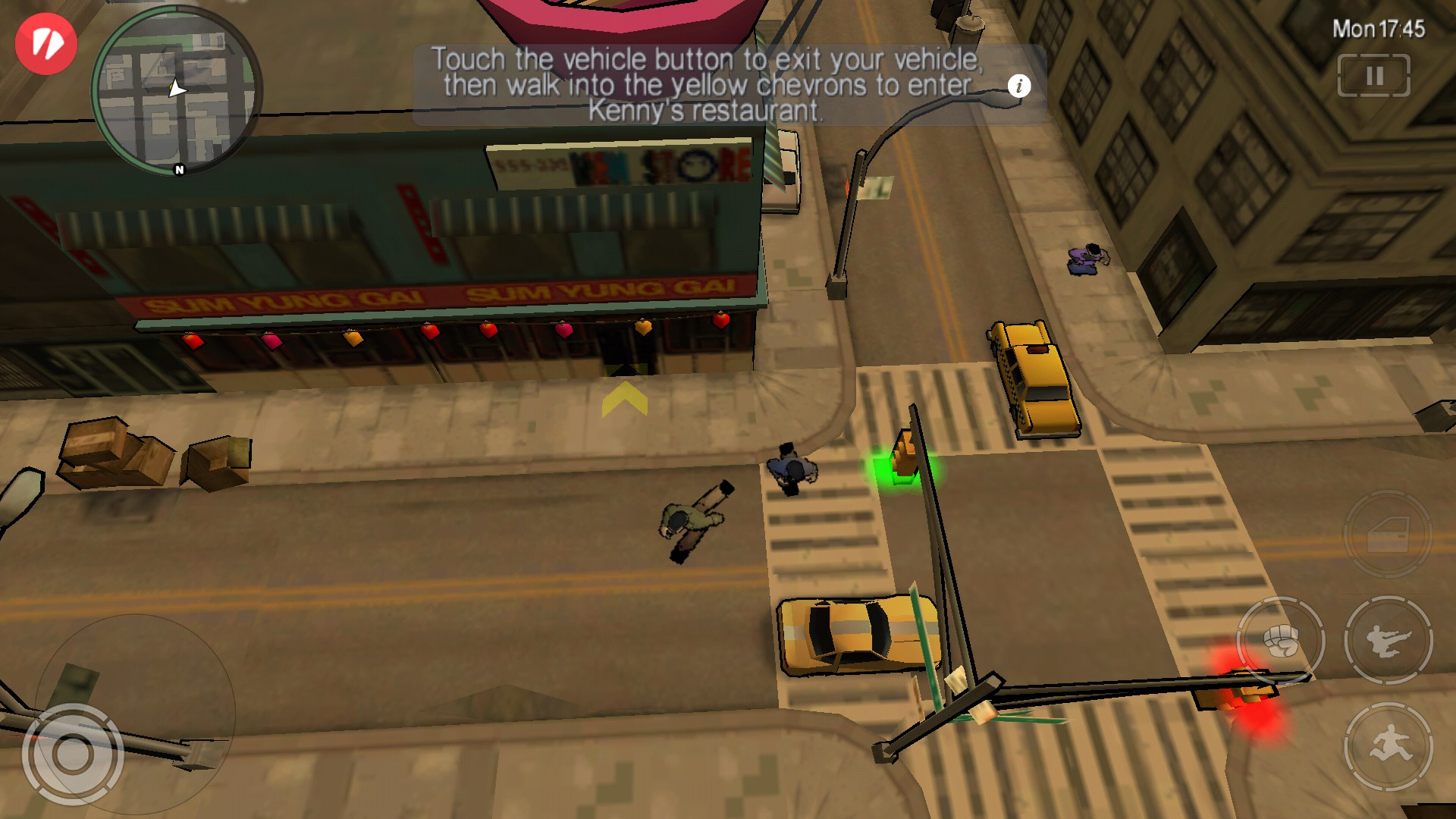 Grand Theft Auto: Chinatown Wars iPad Review - IGN