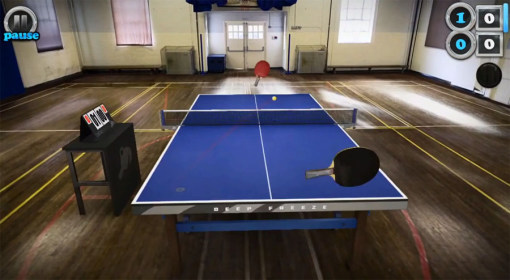 Table Tennis Touch для iPod touch 4G