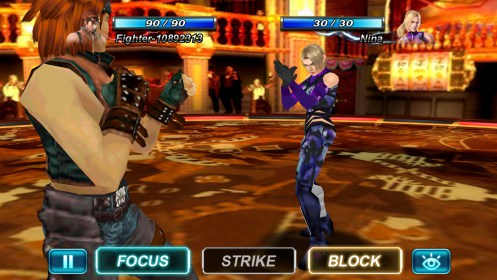 Tekken Card Tournament (CCG) para Archos 101 XS