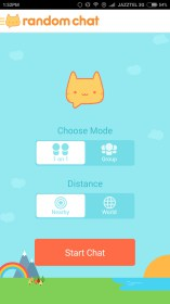 MeowChat para Samsung S5670 Galaxy Fit