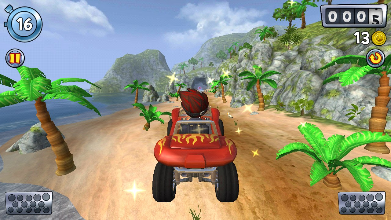 Review Beach Buggy Blitz