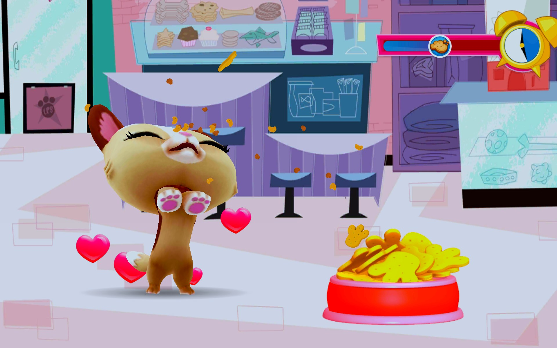 littlest pet shop games for free