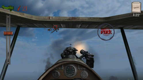 Sky Baron: War of Planes FREE for Fly IQ245 Wizard Plus