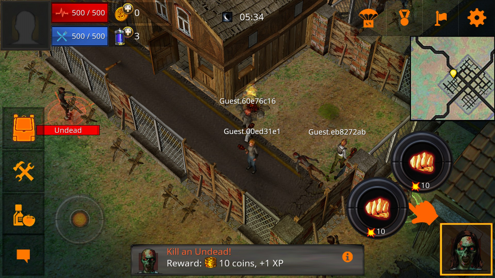 Zombie Raiders Beta Juegos Para Android 2018 Descarga Gratis