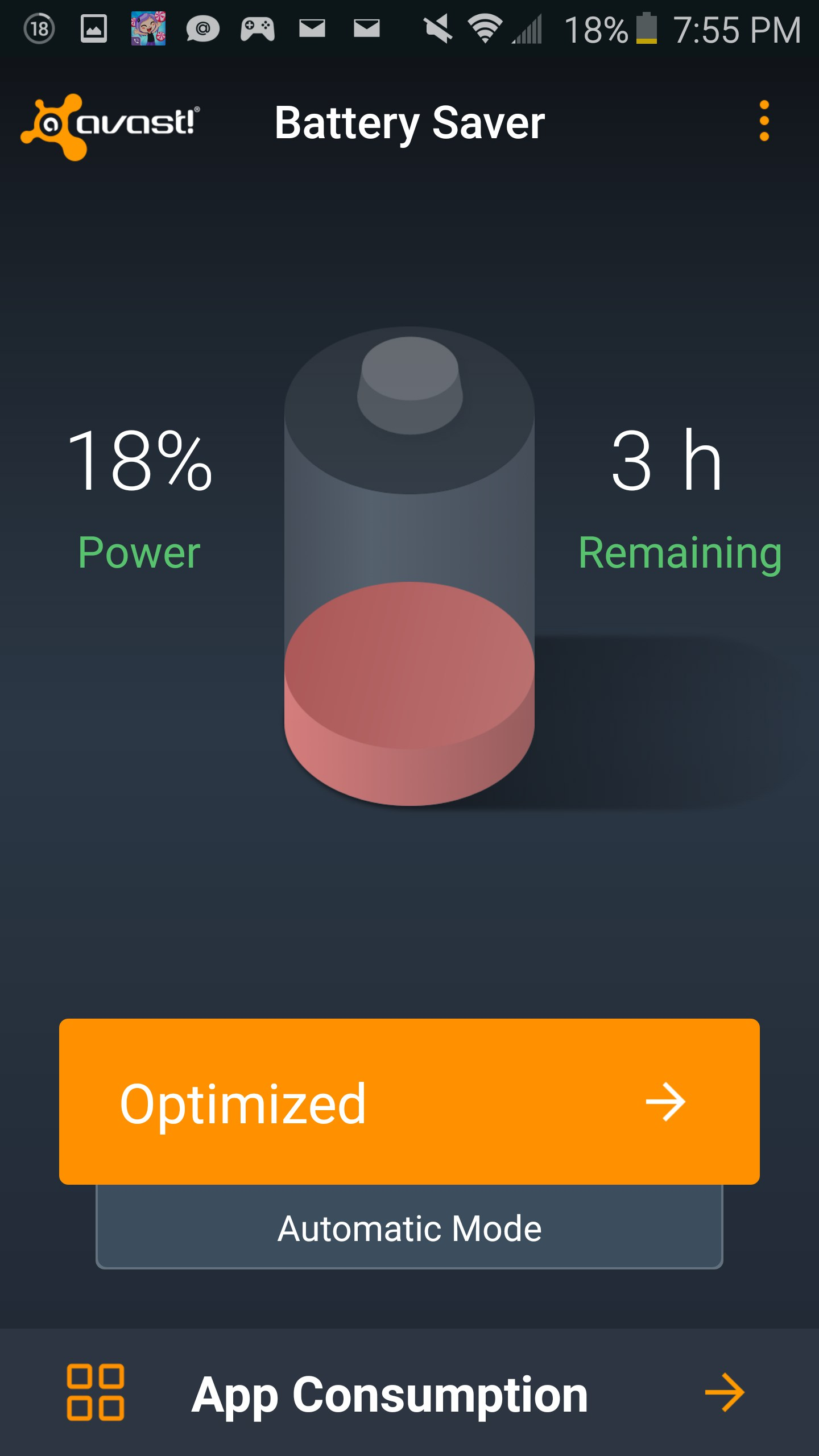 Avast battery saver скачать
