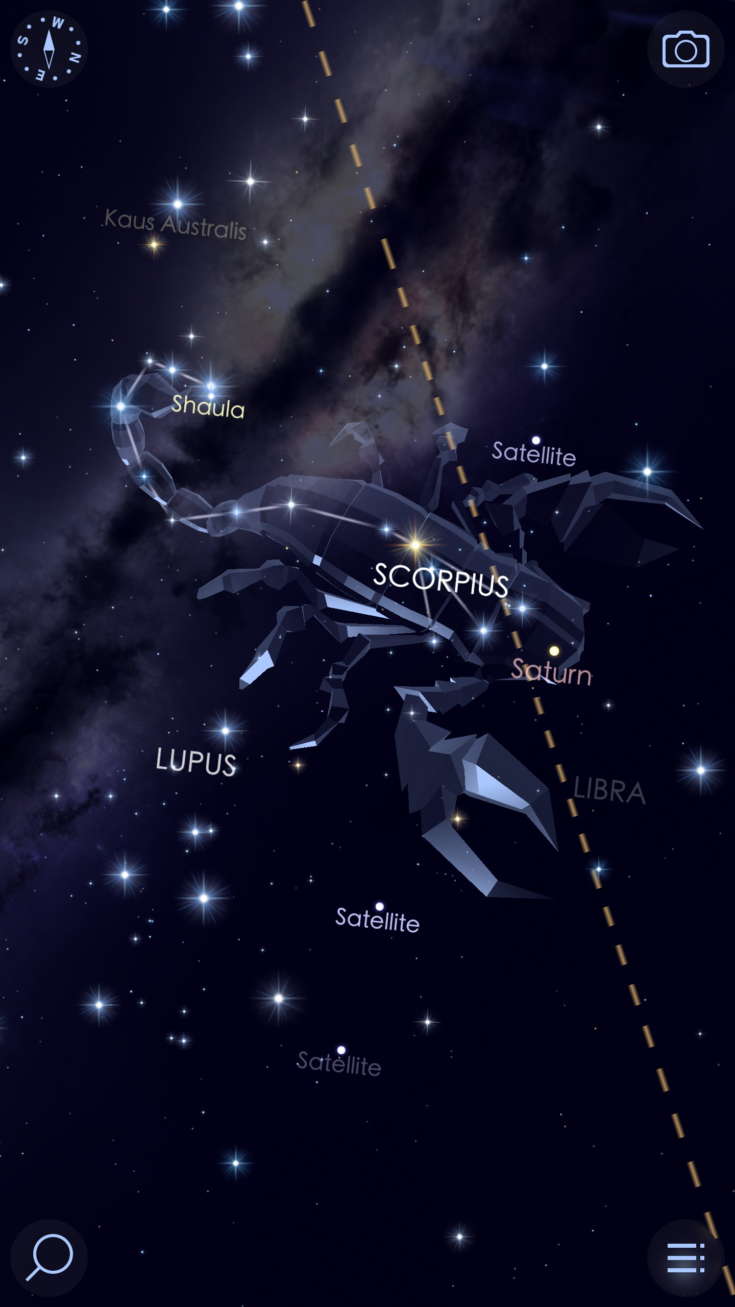 sky guide android