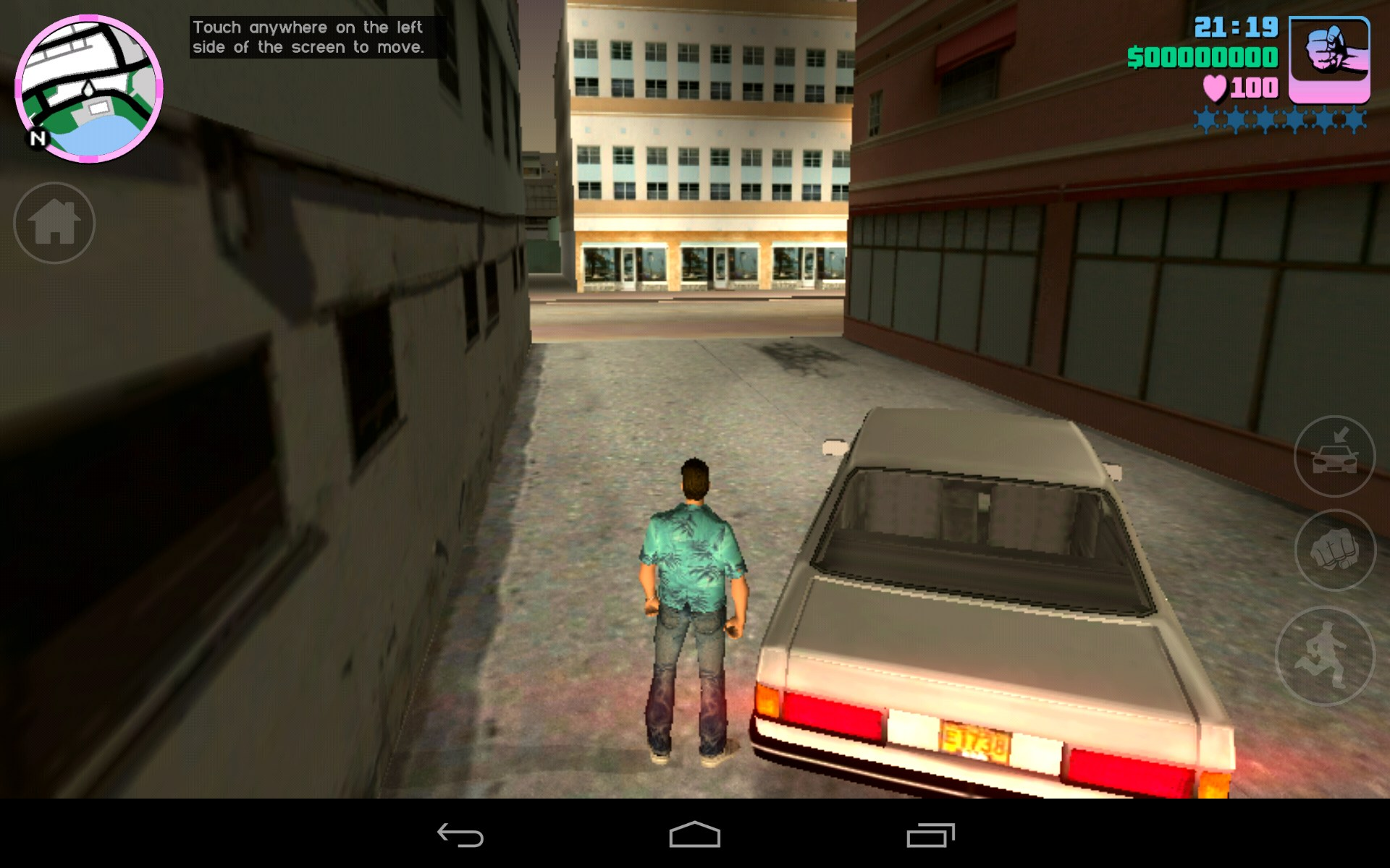 Grand Theft Auto GTA Vice City Cheats And Codes For Android