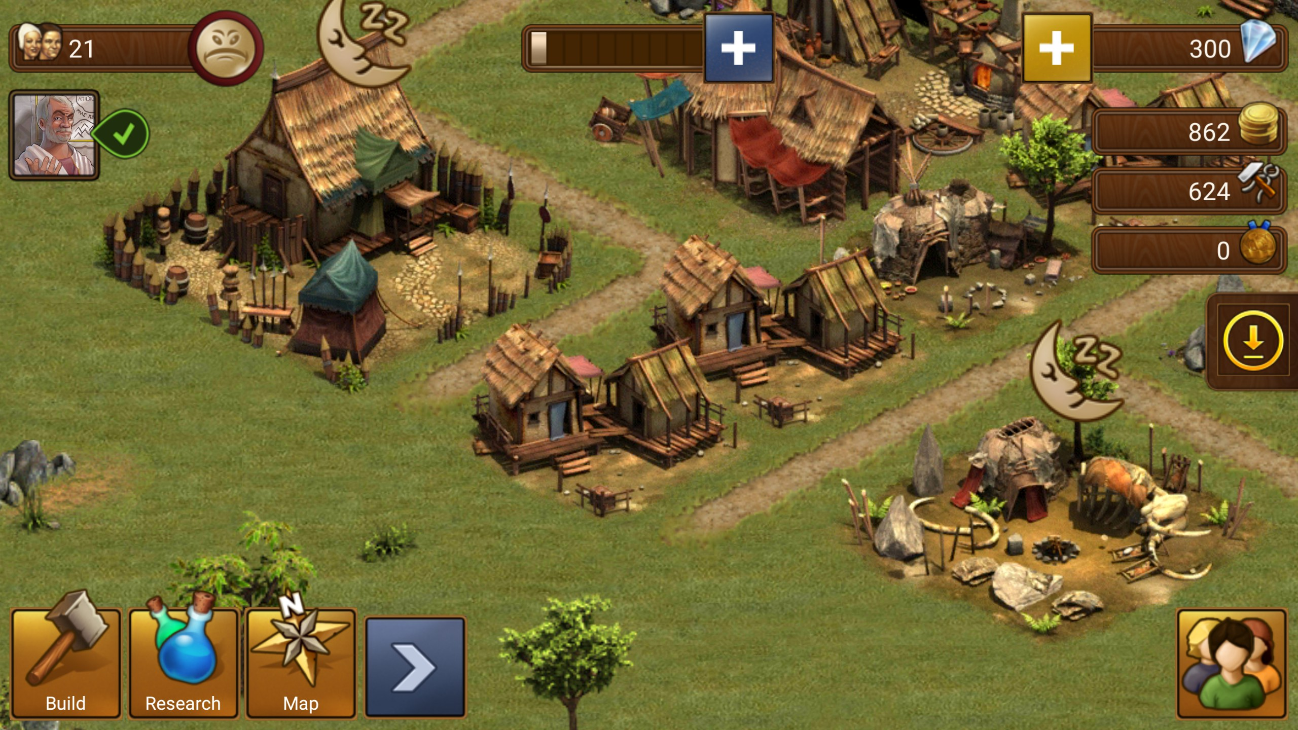 Forge of Empires for Amazon Kindle Fire HD 2018 – Free