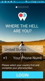 Where the hell are you?