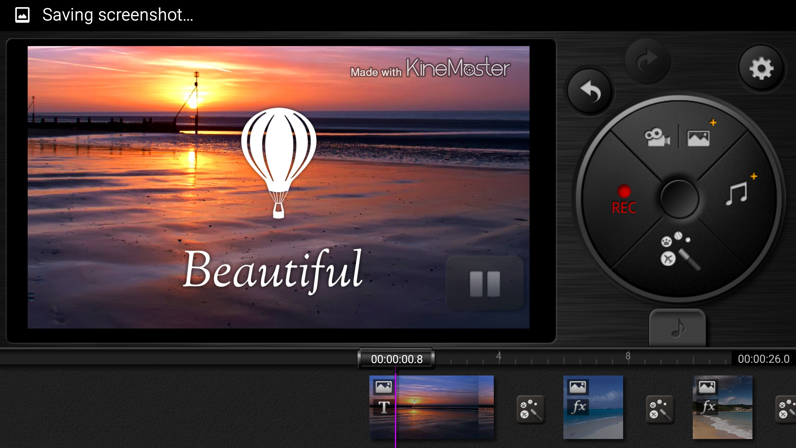 KineMaster – Pro Video Editor for Samsung Galaxy Note 3 2018