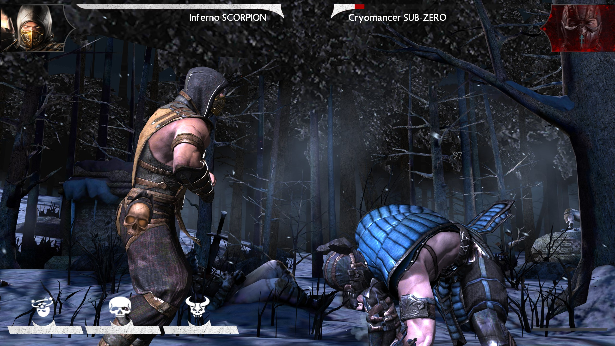 mortal kombat x android how to play