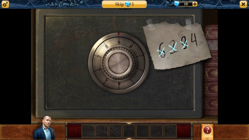 Hidden Artifacts: Object Finding Game
