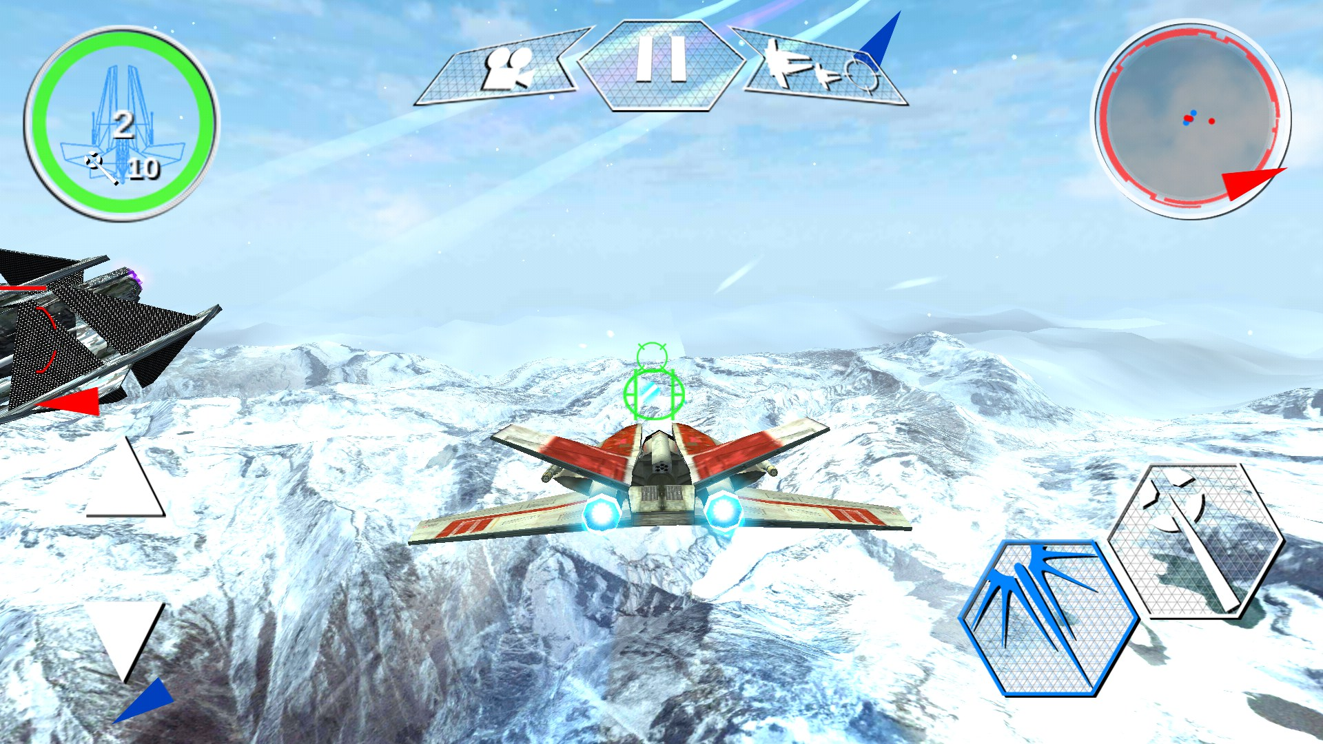 Edge of oblivion: alpha squadron 2 for android free download.