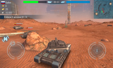 Future Tanks: Armored War Machines Free Online Game