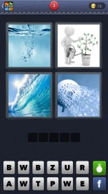 4 Pics 1 Word for LG Optimus Vu